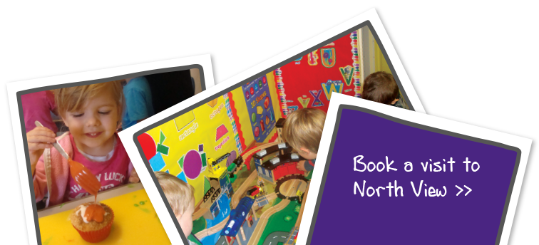 Book a visit at North View Day Nursery